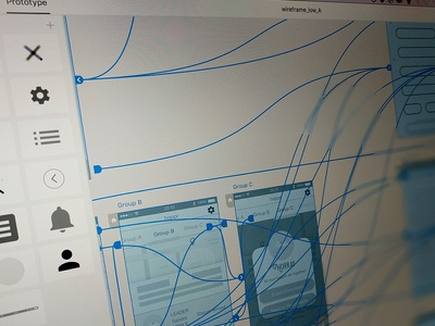 App Prototype Xd mobile app idea concept prototype wireframe adobe xd xd