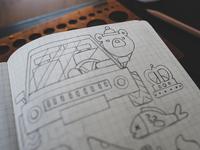 Sketchbook #001
