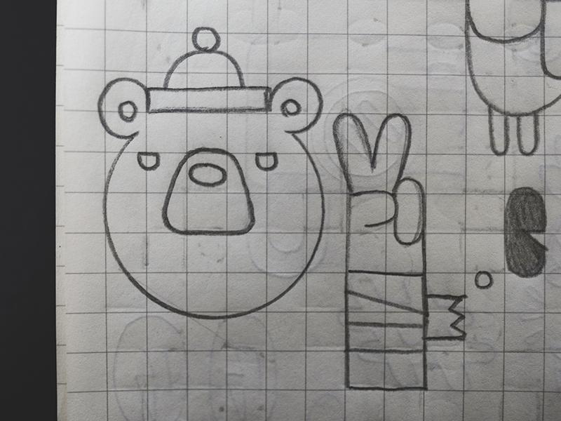 Sketchbook #002 moleskine wip character illustration drawing draw sketching sketch sketchbook