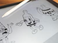 Sketchbook #005