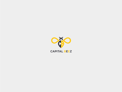 capital beze branding minimal icon design logo illustration
