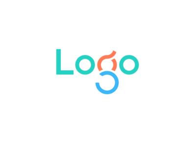 logo typography flat branding minimal icon design logo illustration