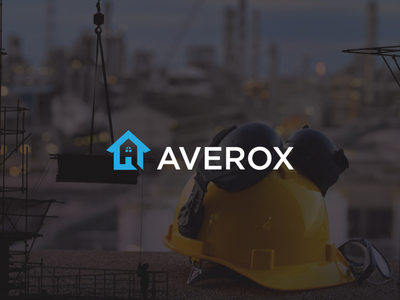 averox graphic design vector illustrator flat branding minimal icon design logo illustration