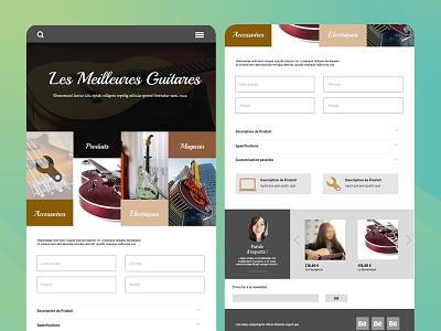 Webdesign app web ux ui design