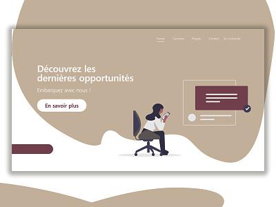 Webdesign ux ui app webdesign design