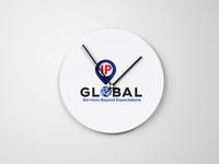 Clock Mock Up IPG ux type illustrator flat vector typography minimal logo design branding