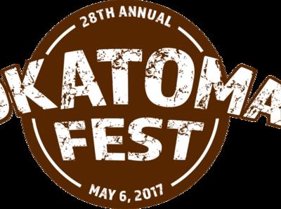 Okatoma 11x17 vector illustration logo design