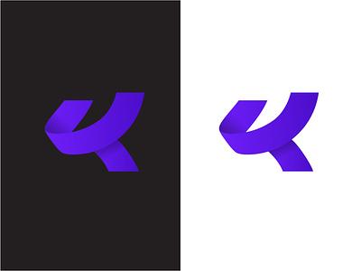 UK letter logo clean graphic design illustrator lettering minimal icons unique modern blue illustration app icon typography simple brand branding vector logo design logo uk letter logo
