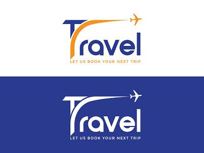 TRAVEL LOGO logotype design 3d logo travel app logo graphic design minimalist logo design branding modern logo app logo travel logo