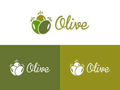 Olive Logo/ Natural Logo 3d graphicdesign logodesignq iconic lgo free logo vector illustration design minimalist business logo abstract logo 3d logo flat app logo branding logo logo design modern logo natural logo olive logo