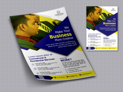 Corporate Business Flyer Design flyers graphic design details about company company information md aminul islam amincgd brand design flyer artwork branding flyer design flyer template corporate flyer corporate flyer design brochure flyer