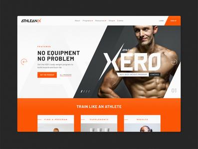 Website Redesign / Rebrand
