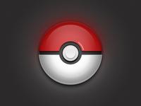 Poké Ball - Icon Design