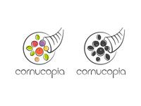 Cornucopia Snack Logo Design