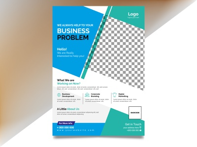 Corporate Business flyer animation design branding things vector tshirt christmas minimal typography illustration