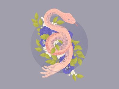 sneaky hand art procreate digital painting digital art illustration