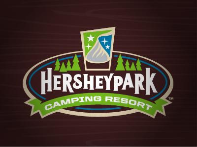 Hersheypark Camping Resort camping hershey amusement park trees oval