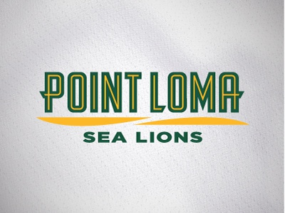 PLNU 1 point lome athletic sports sea lions