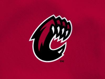 C Claw wildcats central washington cats sports