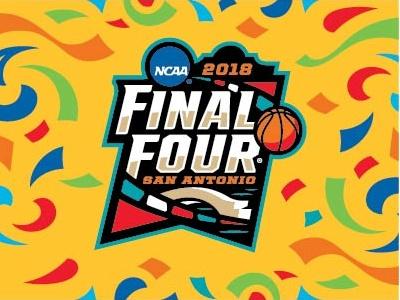2018 Men's Final Four san antonio basketball college sports ncaa