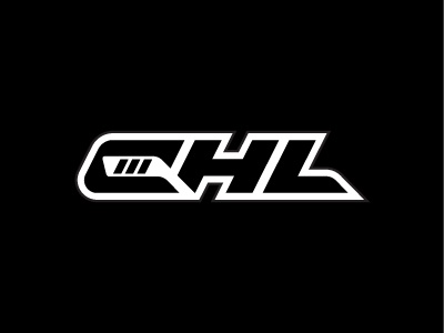 CHL hockey league hockey stick