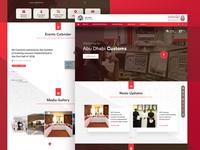 Ad Web design