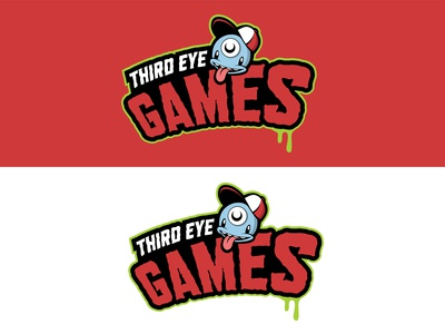 Third Eye Games Branding