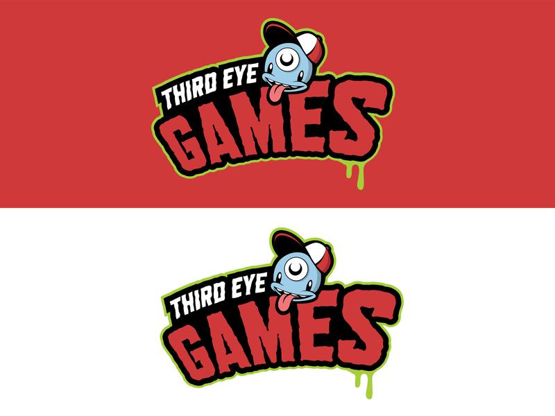 Third Eye Games Branding