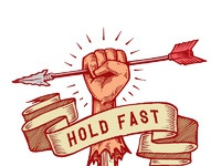 Hold fast 01