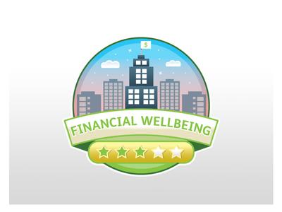 Financial Badge