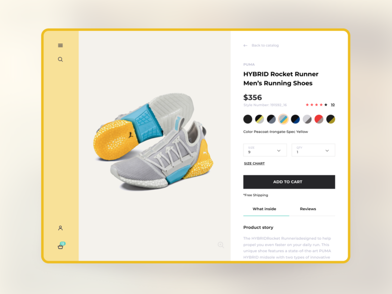 Customize Product - Daily Ui #033