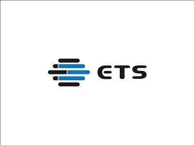 Saas / telecommunications company logo brand design tech it flat logo company