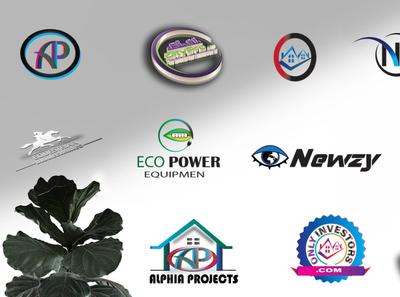 Logo Design photoshop illustraion branding line art layout design illustration design logo graphic design