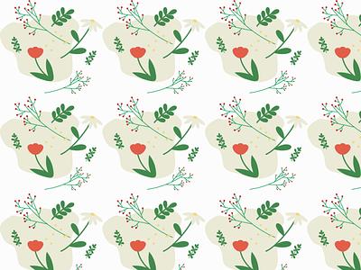 Flower pattern wallpapper flower pattern patterns design art illustration flower