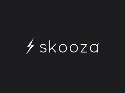 Skooza Electric Scooters: Logo Animation motion design after effects 2d animate 2d animation motion graphics colorful dynamic start up brand vector animation logo animation skooza electric scooters