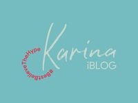 Karina iBlog Logo Design_Approved