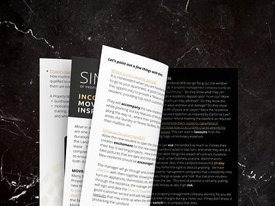 eBook Design ebook layout ebook cover property graphic design ebook design ebook