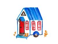 Cottage On Wheels