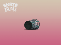 Skate Bums - Game objects (Bin)