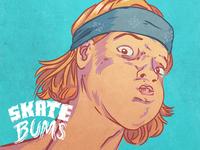 Skate Bums posters - Cali kid