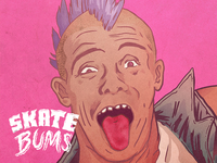 Skate Bums posters - MPunk
