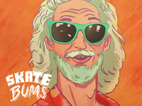Skate Bums posters - Rizzo