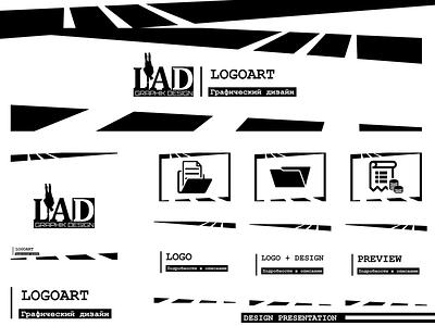 Design presentation (LOGOART) превью branding графический дизайн логоарт графика illustrator illustration vector logo design
