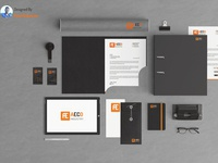 Brand Identity Design Aeco graphicdesign design graphic design creative design branding business branding logodesign brand design