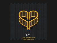Nike urban running
