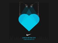 Nike urban running II