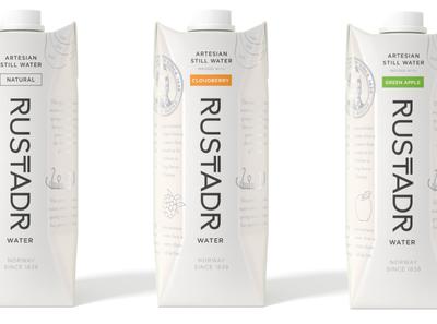 Rustadr branding marketing product visualization illustration cgi 3d