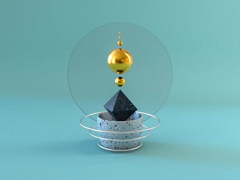 Daily render #1