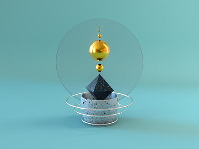Daily render #1 3d