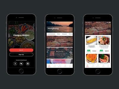 Restaurant Booking App ui booking restaurant food